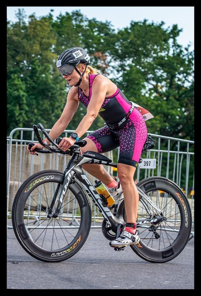 Berlin Triathlon Wannsee Olympiastadion Radstrecke