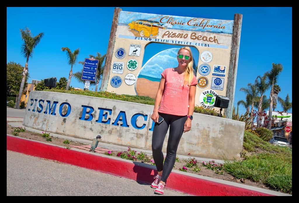 Pismo Beach Surfen Kalifornien Roadtrip