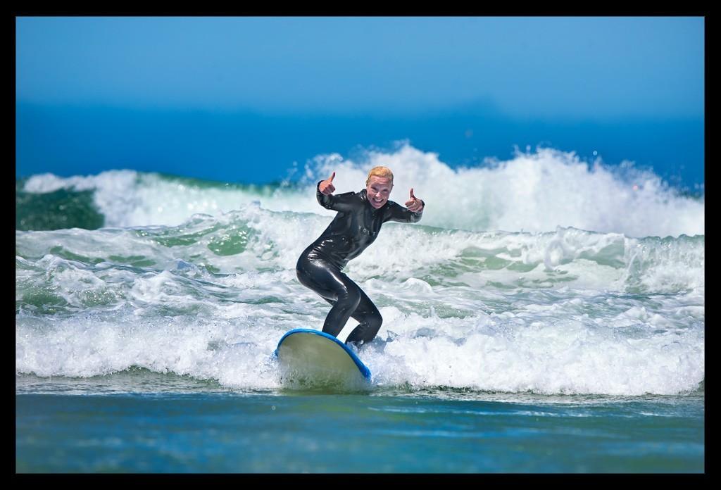 Surfen an der Westküste Kalifornien Roadtrip Blog