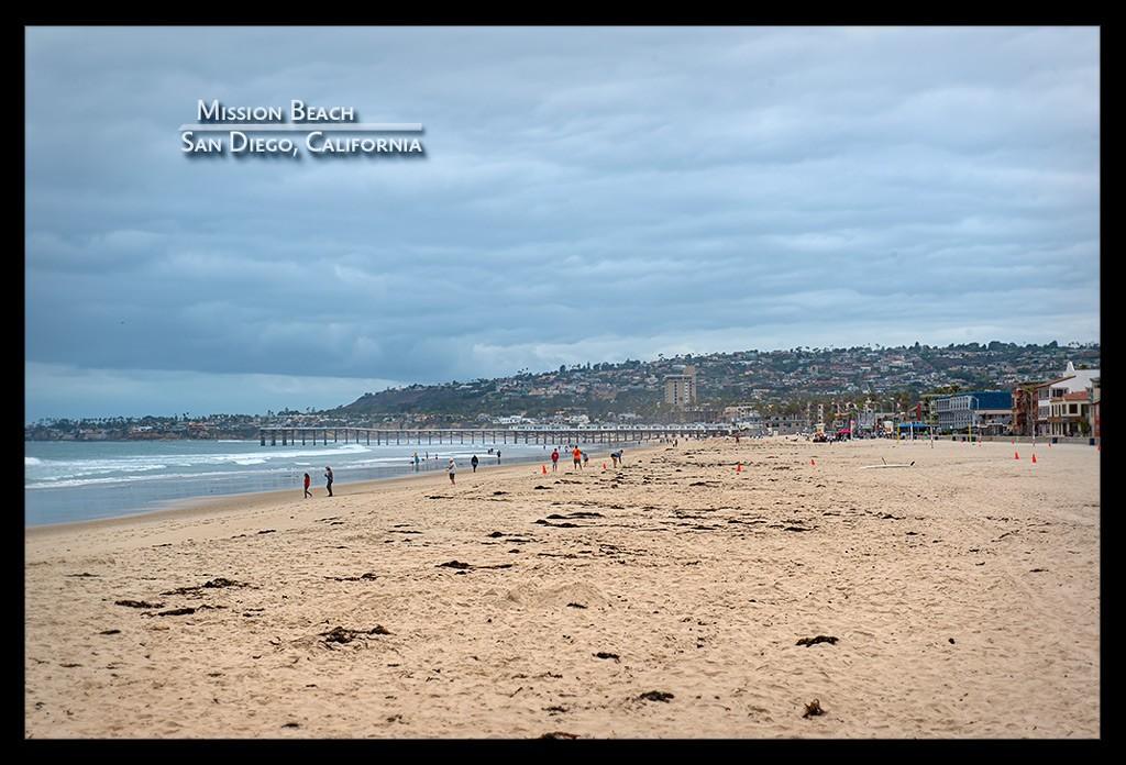 San Diego Surfen Road Trip