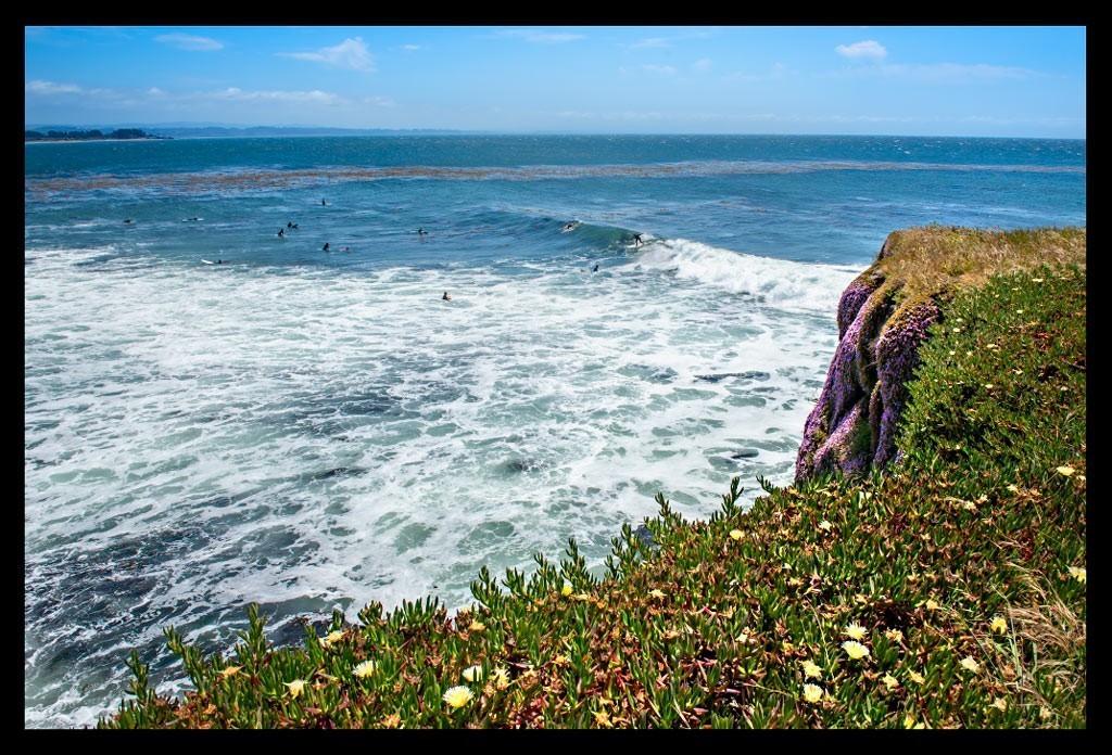 Santa Cruz Surfen Kalifornien Roadtrip