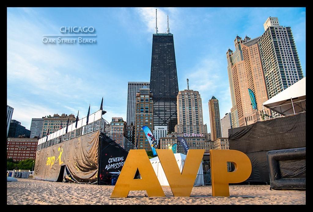 AVP Beach Volleyball Championships Chicago 2019