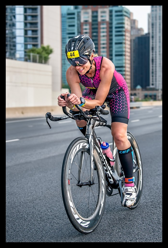 Chicago Triathlon International Course Bike