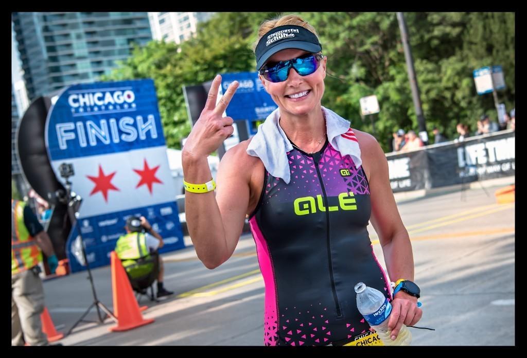 Chicago Triathlon International Course Olympische Distanz