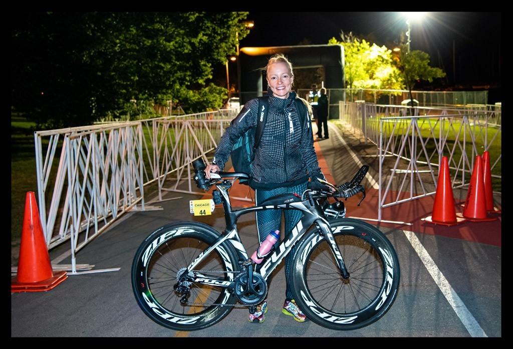 Chicago Triathlon International Course Olympische Distanz Morning
