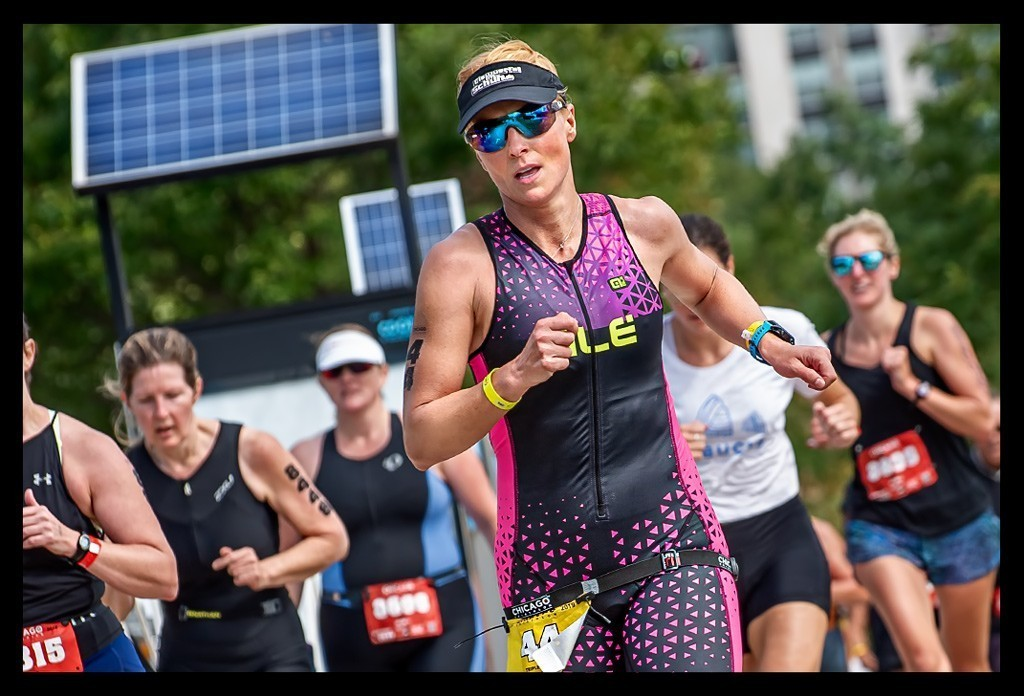 Chicago Triathlon Triple Challenge