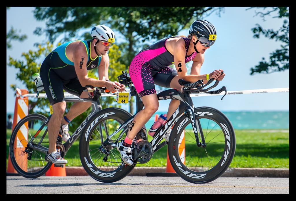Chicago Triathlon Super Sprint Bike Course