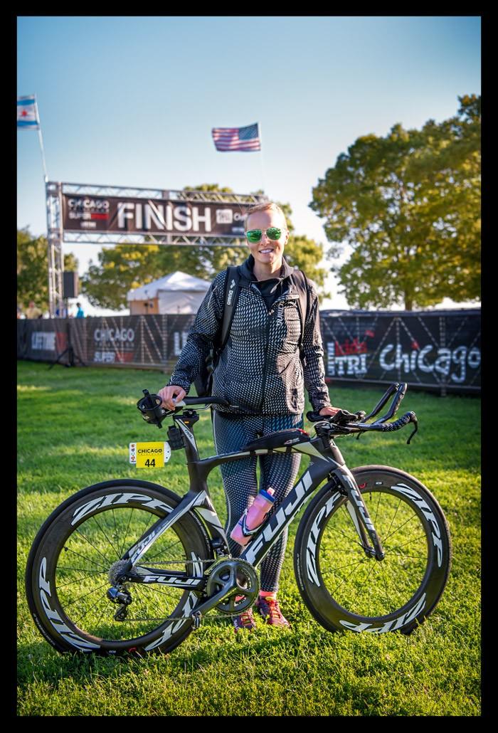 Chicago Triathlon Super Sprint Foster Beach