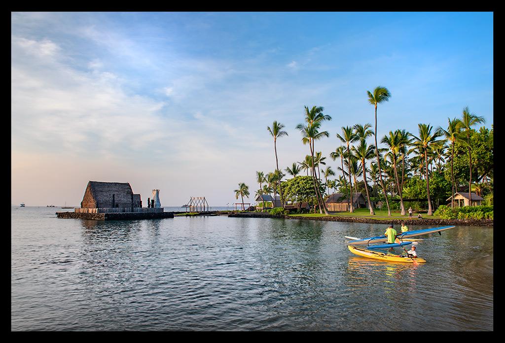 Hawaii - Big Island: Ho`ala 'Rise to the Occasion' Trainingswettkampf