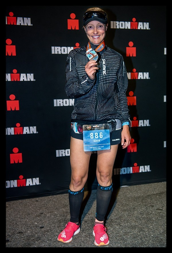 Ironman Florida Panama City Beach Finishline Medal