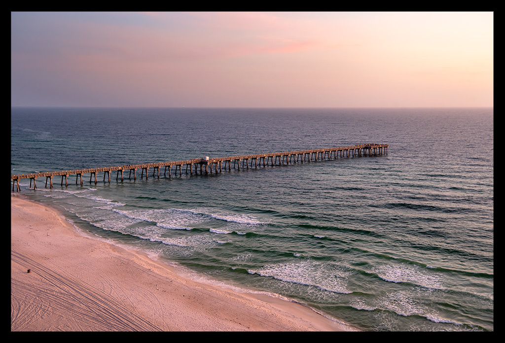Panama City Beach Pier Florida
