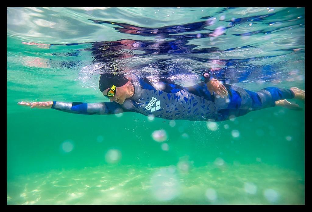 Triathlon Schwimmtraining Freiwasser Tipps