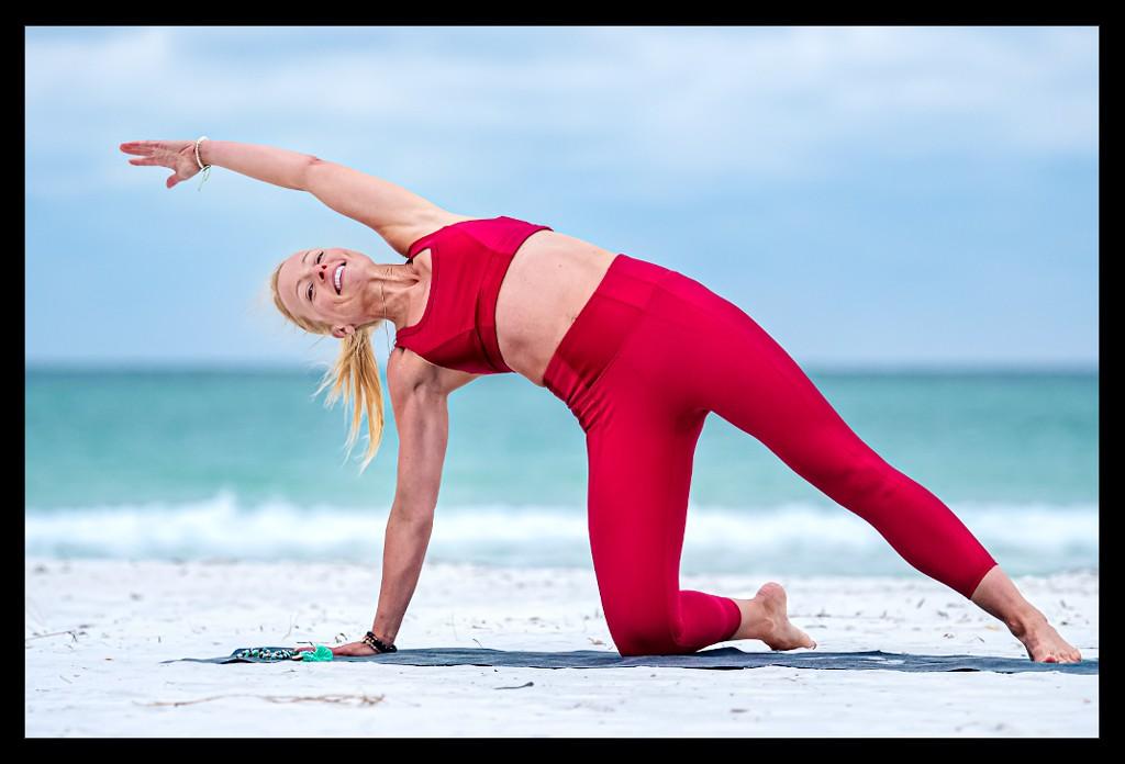 Yoga Vasisthasana Variationen