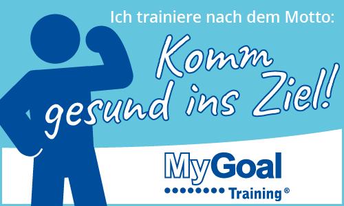 EISWUERFELIMSCHUH - MYGOAL Triathlon Training Laufen Ironman Radsport