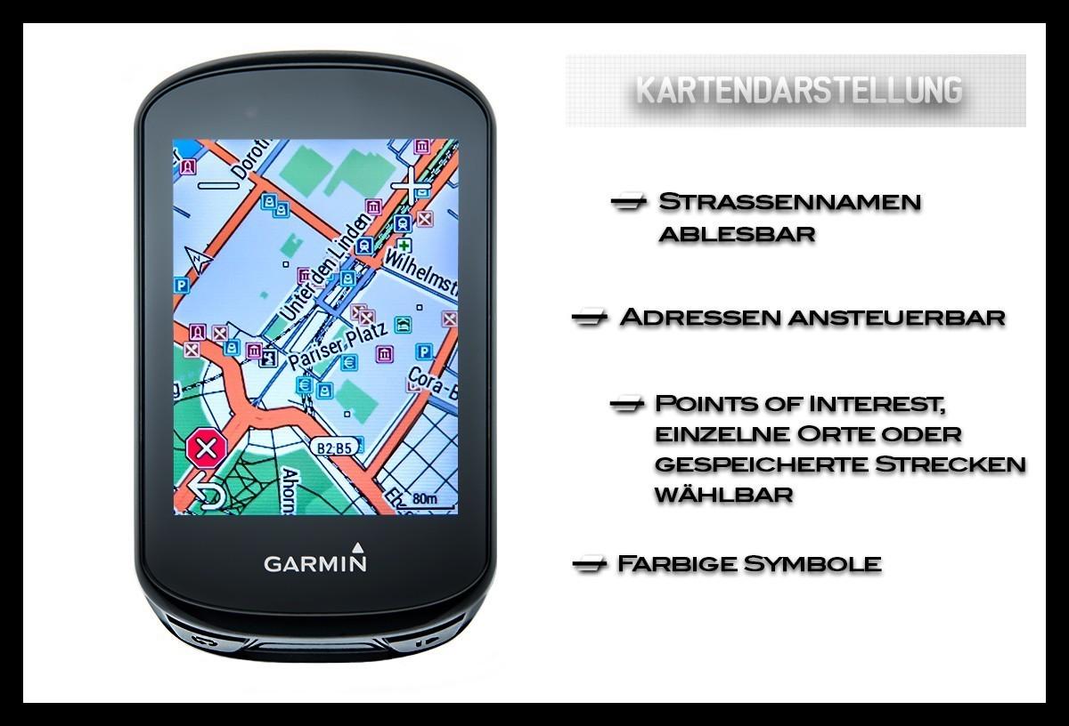 Garmin Edge 830 Navigation