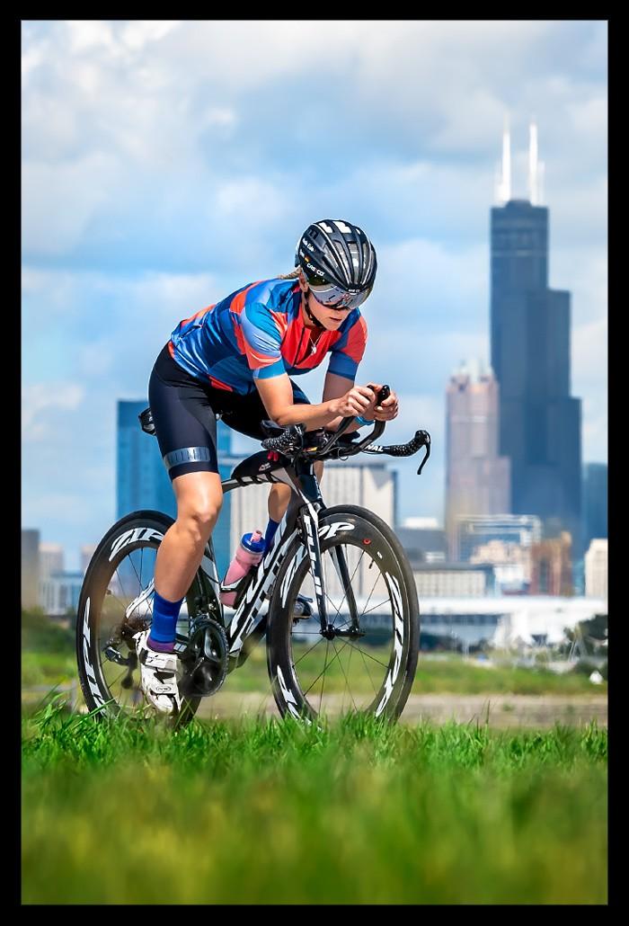Triathlon Training Blogger Chicago