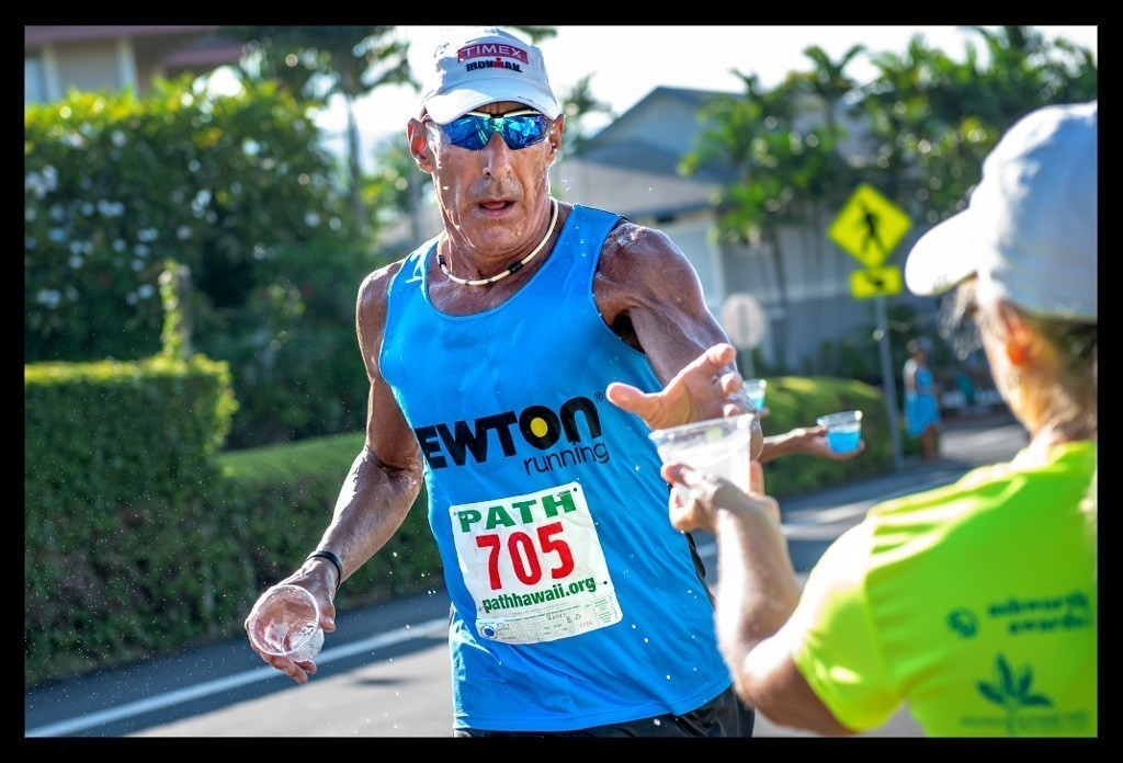 Hawaii - Big Island: 10k Path Run – Share the road with ALOHA!