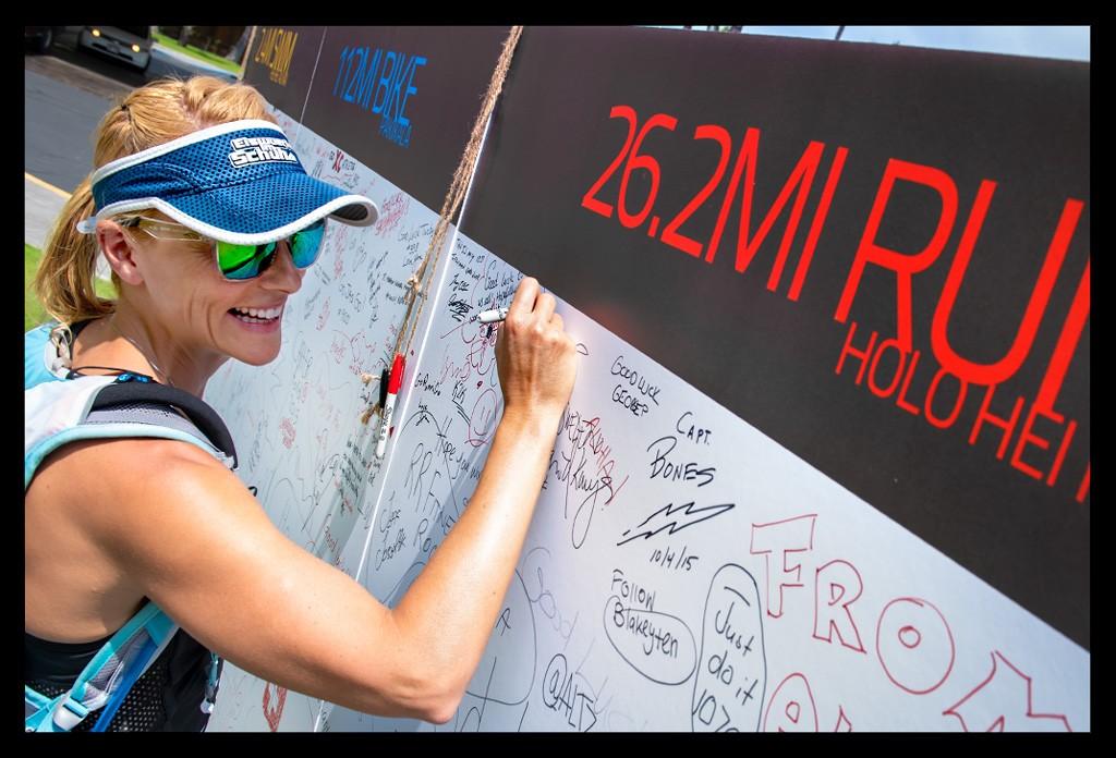 Hawaii - Big Island: Ironman World Championship 2015 - Expo & Bike Check-In