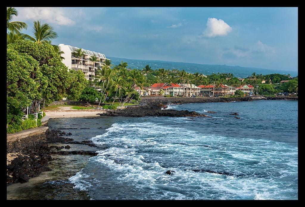 Hawaii - Big Island: heißes Triathlonpflaster Kona