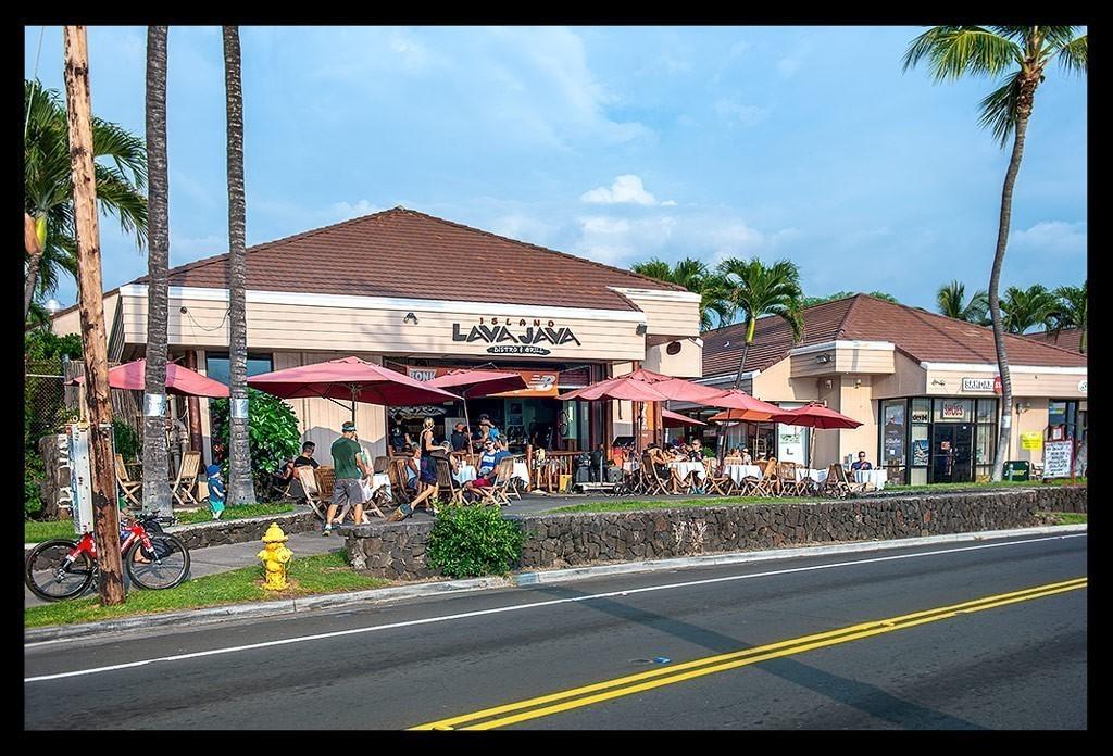 Hawaii - Big Island: Laufgeschichten - In der Bucht von Kona