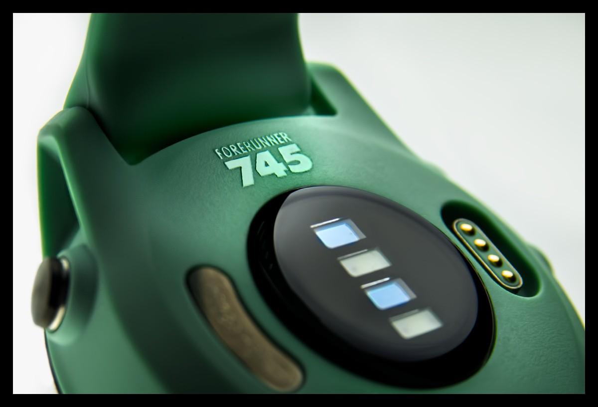 Garmin Forerunner 745 Test Produktfoto