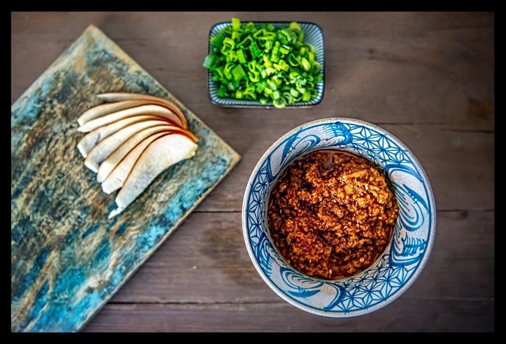 Kimchi Würzpaste