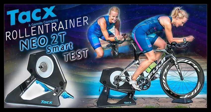 Tacx Neo 2T Smart Training Triathlon Test