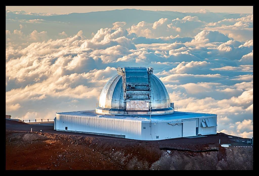 Infrared Telescope Facility Mauna Kea Big Island Summit Gipfel
