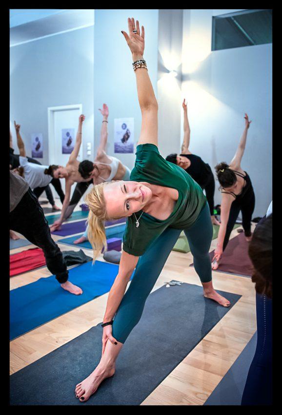 Yoga Trikonasana Berlin Yoga Conference Yogatribe Studio