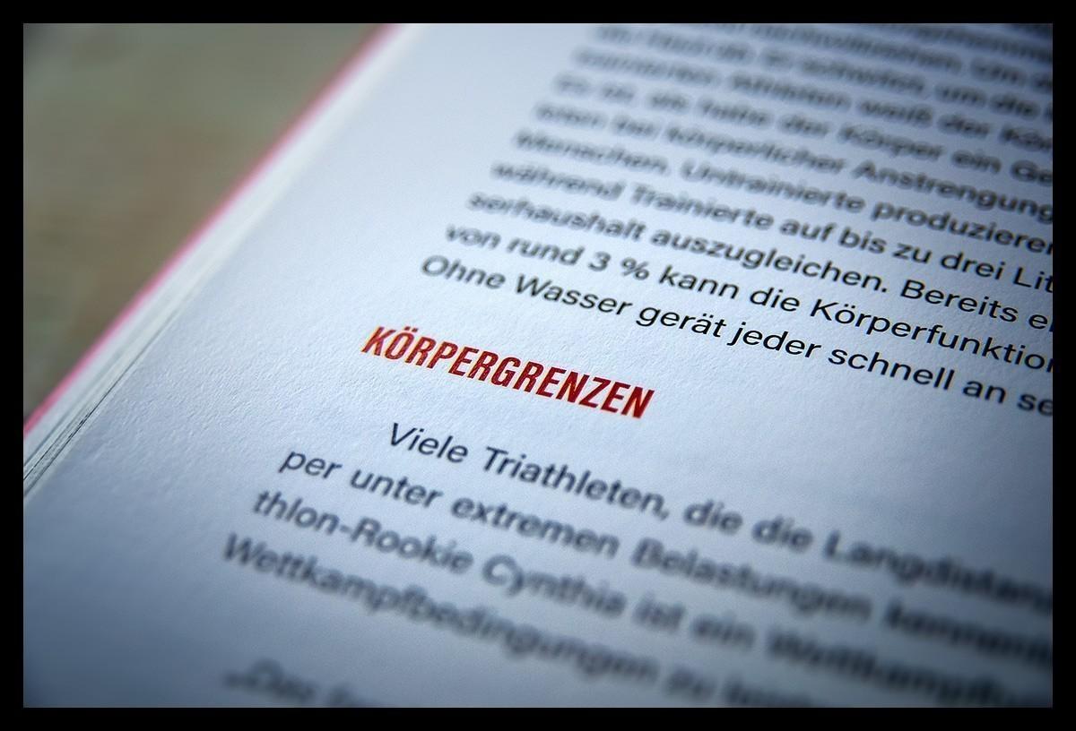 Challenge Ironman: Auf der Suche nach Sinn (Buchempfehlung & Interview)