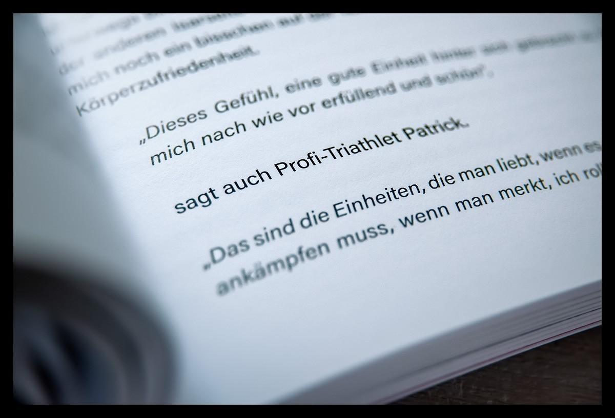 Zitat Patrick Lange im Buch von Frank-Martin Belz Suche nach Sinn