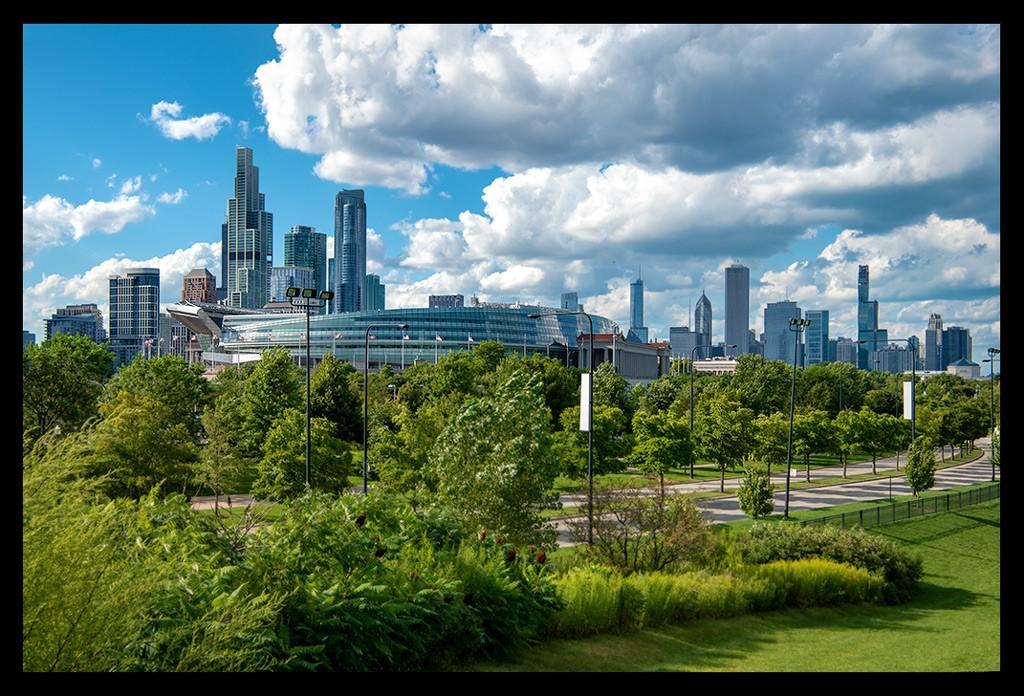Chicago Soldier Field Laufen Tipps Reiseblog