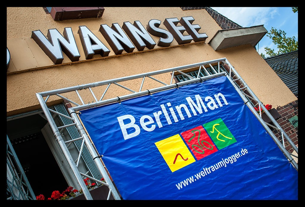 BERLINMAN Triathlon 2021 - 3, 2, 1! Los geht's!