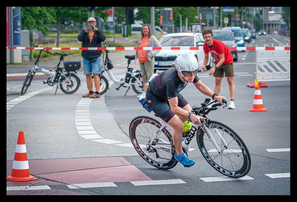 BerlinMan 2021 - Rad- & Laufstrecke