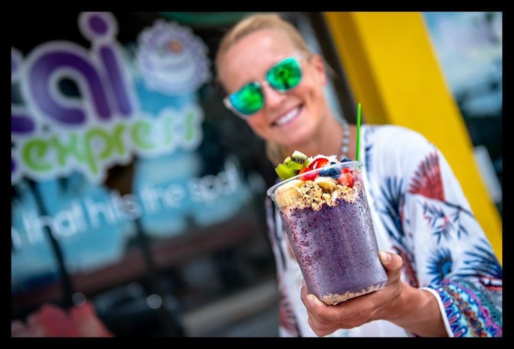 Açaí Bowl Rezeptideen für ein frisches Sommerfrühstück - EiswuerfelImSchuh kocht schnell